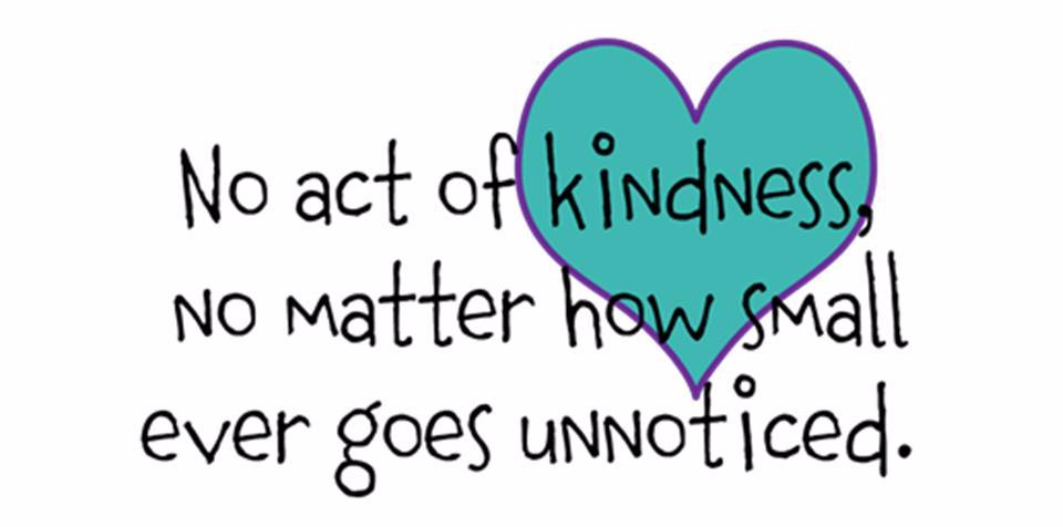 Courtesy of: Kindness grows here